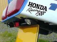 Honda Racing Premium Motorbike Vinyl Stickers Decals Graphics CBR  120mm x2