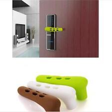 Home Silicone Door Handle Protective Baby Kids Child Safety Doorknob Cover LA
