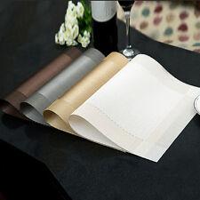 4 Stück Tischset Platzset Platzmatte Tischmatte Decke Platzdeckchen Matte NU9