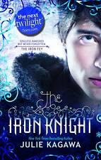 The Iron Knight (The Iron Fey, Book 4), Kagawa, Julie, New Book
