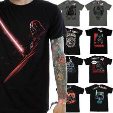 Darth Vader T-Shirt Mens Official Star Wars Merchandise
