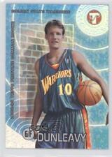 2002 Topps Pristine Refractor 57 Mike Dunleavy Jr Golden State Warriors Jr. Card