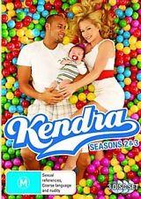 Kendra Season's 2 & 3 3-Disc Set Region 4 DVD VGC