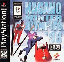 Nagano Winter Olympics '98 (Sony PlayStation 1, 1998)