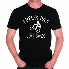 T-shirt HOMME J'PEUX PAS J'AI BMX