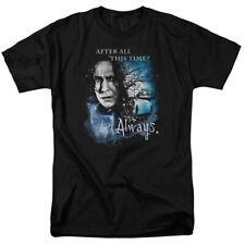 Authentic Harry Potter Movie Always T-shirt S M L X 2X 3X 4X 5X top