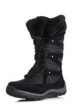 Khombu Marker Snow Boots Black Winter Waterproof US Ski Team New Warm