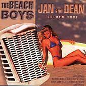 Jan & Dean, Beach Boys, Golden Surf, Excellent