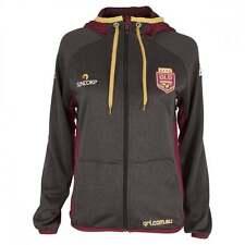Queensland Maroons State Of Origin Ladies 2016 CCC Zip Hoody Jacket Size 8-18!