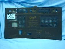 TAPA TRASERA DE RADIO. BACK LID RADIO GRAETZ SUPER 170 W.  COD$*80