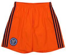 adidas Men's MLS Adizero Team Replica Short, New York City FC-Orange
