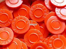 Pfandmarken, Getränkemarken, Biermarken, Wertmarken, Pfand, Event | Farbe: rot