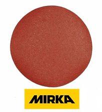 180 mm Sanding Discs MIRKA 7 inch Pads Sandpaper Hook and Loop Grit 40-600
