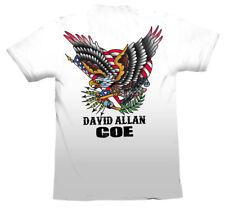 David Allan Coe Shirt willie nelson waylon jennings hank williams johnny cash