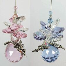 🇦🇺 4 Fairy Crystal Suncatchers wholesale bulk car mirror window hanging prism