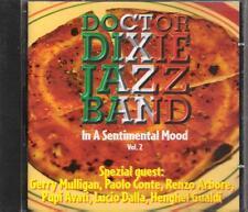 "DOCTOR DIXIE JAZZ BAND - CD "" IN A SENTIMENTAL MOOD VOL.2 "" LUCIO DALLA ARBORE"