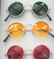 Sonnenbrille Karneval & Fasching Nickelbrille in 6 Farben zur Auswahl Spaßbrille