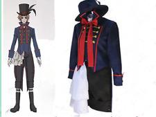 Kuroshitsuji Black Butler Drocell Cainz Cosplay Costume:Free shipping