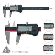 Digital-Messschieber 150 und 200 mm, mit Bruchanzeige