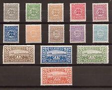 1920 Schleswig aus 1-14 Einzelwerte ** postfrisch Marken einzeln auswählbar