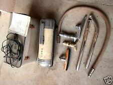(n°1)  aspirateur mors type éclair, collection , année 1962