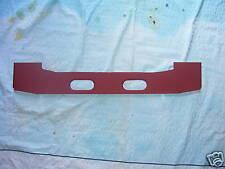 Ford XR XT XW XY Radiator Crossmember Inner Panel