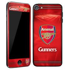 iPod iTouch 5 Skin Sticker Arsenal Football Club Official Gunner Merchandise New