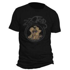 Zz Top' Outlaw Vintage' T-shirt - Nuevo Y Oficial!