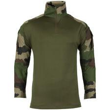 Combatir El Ejército Patrulla Caza Airsoft Patrulla Hombres Camisa Ubacs Francés