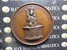MEDAGLIA BRONZO ANNO GIUBILARE 1854