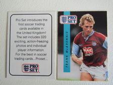 Pro Set Football Cards 1990 1991 Nos 249-327  Barnsley ~ West Ham Variants (e4)