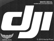DJI Logo Window Case Decal Sticker UAV Quad Phantom 4 Pro +  Mavic Inspire 1 & 2