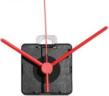 UTS German Quartz Clock Movements Red Hands Medium stem