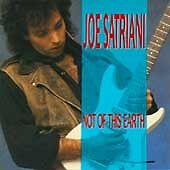 Joe Satriani - Not Of This Earth (2002)  CD  NEW/SEALED  SPEEDYPOST