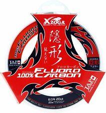 "XZOGA_""100% FLUOROCARBON''_20m_LEADER_ULTRA_HIGH_STRENGTH_LINE_FISHING_BOAT"