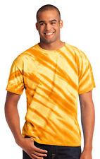 Port & Company Men's 100% Cotton Tie Dye Short Sleeve Basic T-Shirt S-4XL. PC148