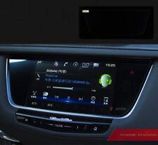 8 inch Car GPS Display Tempered Screen Protector for Cadillac ATS XTS SRX 14-17