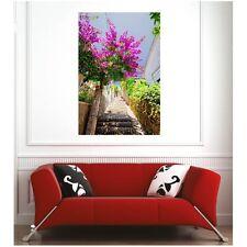 Affiche poster chemin fleuri 3759808