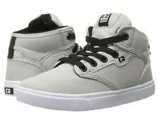 GLOBE KIDS Skateboard Shoes BOYS MOTLEY MID LIGHT GREY