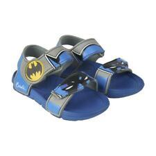 Batman - Sandalias de playa niño azul // Sandal