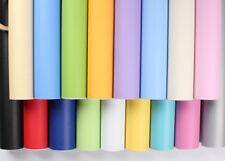 Fashion 3D Wallpaper Cabinet Furniture Waterproof Soild Self-Adhesive