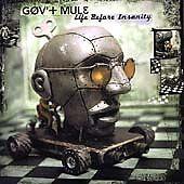 Life Before Insanity by Gov't Mule (CD, Feb-2000, Volcano 3)