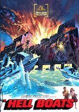 Hell Boats DVD - James Franciscus, Monte Markham, Ronald Allen