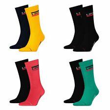 Levi ´S Unisex 2-pack Levis 120sf Regular Cut Socks Stockings Sports Socks