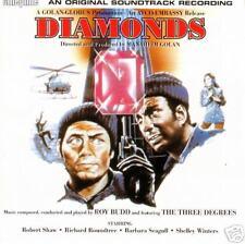 Diamonds -1976- Roy Budd -Original Movie Soundtrack CD
