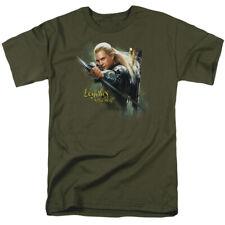 Hobbit Legolas Greenleaf T-Shirt Sizes S-3X NEW