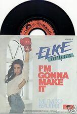 """ELKE & THE JETS I'm Gonna Make It 7""""-Single"""