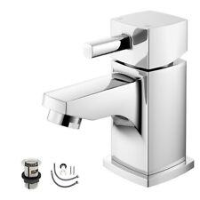 Mono Basin Mixer Bathroom Cloakroom Sink Tap Chrome Hero S