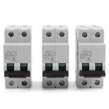 Solarenergie Schalter Sicherungsautomat Leitungsschutzschalter 2-pin 16/ 32/ 63A