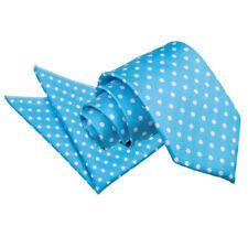 DQT in Tessuto Blu Navy Righe Sottili Color Foglia Di Tè Classico Da Uomo Pre-Legato Bow Tie /& Hanky Set
